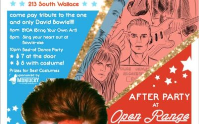David Bowie Tribute After-Party
