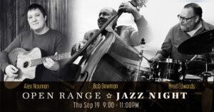 live jazz in downtown bozeman